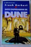 Portada de DIOS EMPERADOR DE DUNE