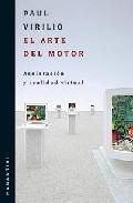 Portada de EL ARTE DEL MOTOR: ACELERACION Y REALIDAD VIRTUAL