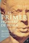 Portada de EL PRIMER HOMBRE DE ROMA