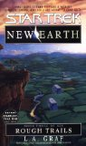 Portada de NEW EARTH: ROUGH TRAIL: BOOK 3 (STAR TREK)