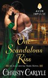 Portada de ONE SCANDALOUS KISS: AN ACCIDENTAL HEIRS NOVEL