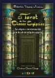 Portada de EL TAROT DE LOS DIOSES EGIPCIOS