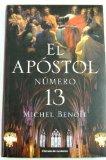 Portada de EL APÓSTOL NÚMERO 13