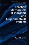Portada de REACTION MECHANISMS OF INORGANIC & ORGAN (TICH  TOPICS IN INORGANIC CHEM)