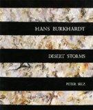 Portada de HANS BURKHARDT: DESERT STORMS