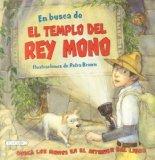 Portada de EL TEMPLO DEL REY MONO. EN BUSCA DE