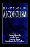 Portada de HANDBOOK OF ALCOHOLISM (HANDBOOKS IN PHARMACOLOGY AND TOXICOLOGY)
