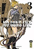 Portada de NO GUNS LIFE, TOME 3
