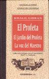 Portada de EL PROFETA;EL JARDIN DEL PROFETA;LA VOZ DEL MAESTRO