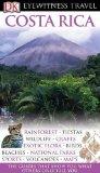 Portada de COSTA RICA (DK EYEWITNESS TRAVEL GUIDES)
