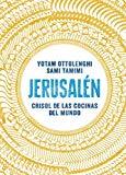 Portada de JERUSALÉN. CRISOL DE LAS COCINAS DEL MUNDO (SALAMANDRA FUN & FOOD)