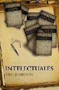 Portada de INTELECTUALES
