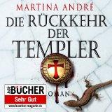 Portada de DIE RÜCKKEHR DER TEMPLER . DAISY MP3-CD
