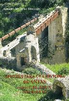 Portada de APUNTES PARA UNA HISTORIA DE ANTAS. PARTE V. EL AGUA (I) EL SIGLOXIX