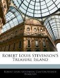 Portada de ROBERT LOUIS STEVENSON'S TREASURE ISLAND