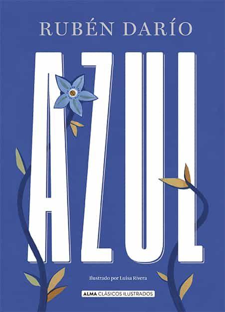 Portada de AZUL