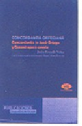 Portada de CONCORDANTIA ORTEGIANA: CORCONDANTIA IN JOSE ORTEGA Y GASSET OPERA OMNIA