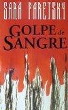 Portada de GOLPE DE SANGRE