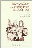 Portada de DICCIONARIO DE CONCEPTOS FILOSOFICOS