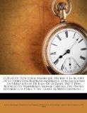 Portada de COPLAS DE DON JORGE MANRIQUE, HECHAS A LA MUERTE DE SU PADRE DON RODRIGO MANRIQUE,: CON LAS GLOSAS EN VERSO A ELLAS DE JUAN DE GUZMAN, DEL P. DON ... PEREZ, Y DEL LICDO. ALONSO CERVANTES.....