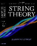 Portada de STRING THEORY AN INTRODUCTION TO THE BOSONIC STRING