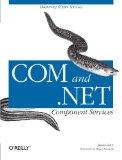 Portada de COM AND .NET: COMPONENT SERVICES
