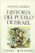 Portada de HISTORIA DEL PUEBLO DE ISRAEL