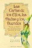 Portada de LAS CARTAS DE LOS ELFOS, LAS HADAS Y LOS DUENDES: LOS 55 DONES DEL MUNDO DE LUZ