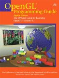 Portada de OPENGL PROGRAMMING GUIDE: THE OFFICIAL GUIDE TO LEARNING OPENGL, VERSIONS 4.1