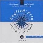 Portada de ENGLISH FILE 2.(CD.STUDENTS) CD-ROM AUDIO