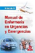 Portada de MANUAL DEL DIPLOMADO EN ENFERMERIA DE URGENCIAS Y EMERGENCIAS. MODULO II