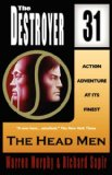 Portada de THE HEAD MEN (THE DESTROYER #31)