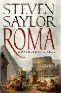 Portada de ROMA: LA NOVELA DE LA ANTIGUA ROMA