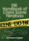 Portada de FBI HANDBOOK OF CRIME SCENE FORENSICS