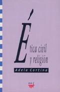 Portada de ETICA CIVIL Y RELIGION