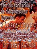 Portada de TÓRRIDO EXCITACIÓN Y DE CHISPORROTEAR ESPECIAS VIAJES POR EL SEDUCTIONS SERIES ONE PART Y LA SEGUNDA PARTE 2 LIBROS 1 PRECIO LIBRO 1 Y 2