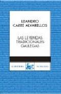 Portada de LEYENDAS TRADICIONALES GALLEGAS