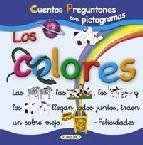 Portada de LOS COLORES: CUENTOS PREGUNTONES CON PICTOGRAMAS