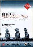 Portada de PHP 4.0. APPLICAZIONI WEB. CON CD-ROM (PROFESSIONALE. PROGRAMMAZIONE)