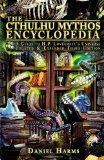 Portada de THE CTHULHU MYTHOS ENCYCLOPEDIA: A GUIDE TO H. P. LOVECRAFT'S UNIVERSE