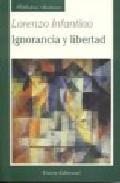 Portada de IGNORANCIA Y LIBERTAD