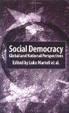 Portada de SOCIAL DEMOCRACY: GLOBAL AND NATIONAL PERSPECTIVES