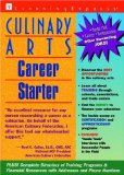 Portada de CULINARY ARTS CAREER STARTER