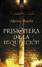 Portada de PRISIONERA DE LA INQUISICION