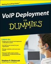 Portada de VOIP DEPLOYMENT FOR DUMMIES