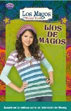 Portada de LIOS DE MAGOS (LOS MAGOS DE WAVERLY PLACE)