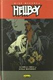 Portada de HELLBOY: LA BRUJA TROL Y OTRAS HISTORIAS (ED. CARTONE)