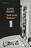 Portada de SAUL ANTE SAMUEL