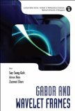 Portada de GABOR AND WAVELET FRAMES (LECTURE NOTES SERIES, INSTITUTE FOR MATHEMATICAL SCIENCES)