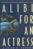 Portada de ALIBI FOR AN ACTRESS